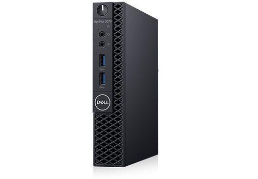 DELL 210-ASBJ_3244355 Компьютер OptiPlex 3070 Micro Core i3-9100T, 3,1 GHz, 4 Gb, 256 Gb, Linux