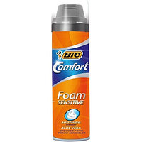 Bic Comfort Foam Sensitive (пена для бритья) 250 мл