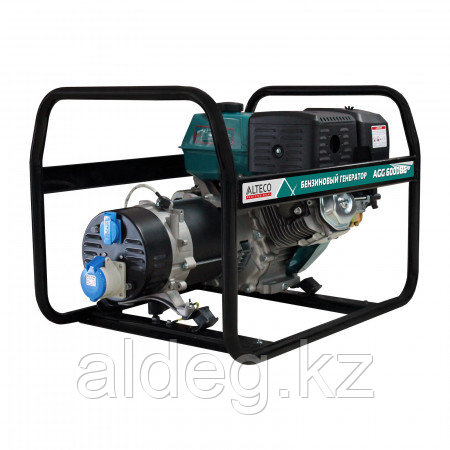 Бензиновый генератор Alteco Professional AGG 6000ВE (5/5.5кВт)