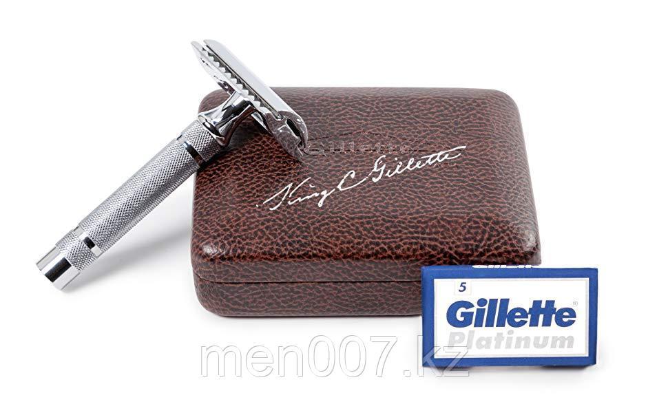 Gillette Trade Mark (Двусторонняя бритва c чехлом)