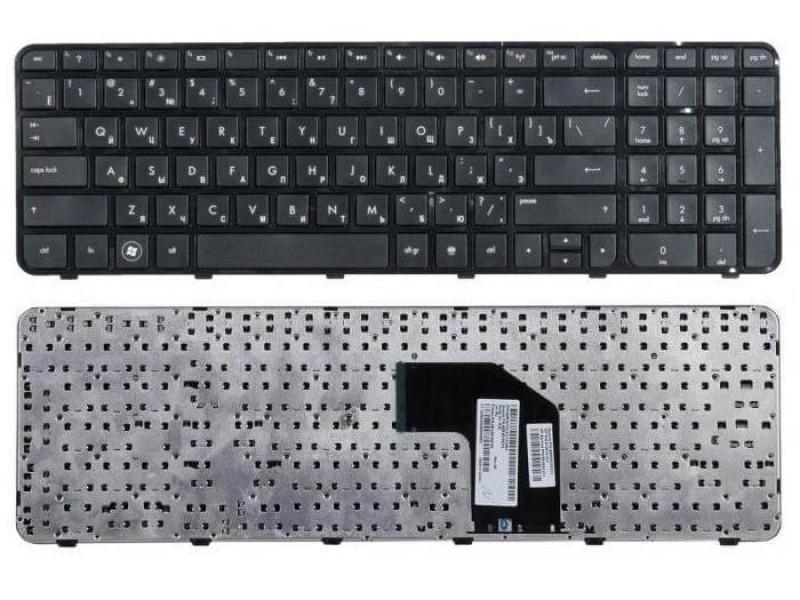 Клавиатура для ноутбука HP Pavilion G6-2000 (черная, RU)