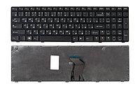 Клавиатура для ноутбука Lenovo IdeaPad G550 (черная, RU)
