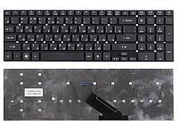 Клавиатура для ноутбука Acer Aspire 5755G, 5830T (черная, RU)
