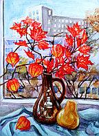 «ВЕРНИСАЖ» представляет выставку живописи и графики студии «Inart» - «Искусство видеть мир»