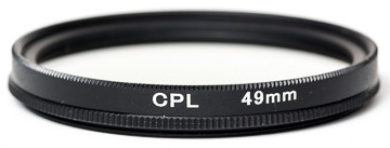 Светофильтр PowerPlant CPL 49 мм