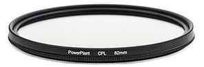 Светофильтр PowerPlant CPL 82 мм