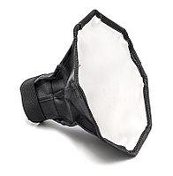 Cофтбокс PowerPlant DCA6111 20см, черный+белый