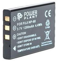 Аккумулятор PowerPlant Fuji NP-60, SB-L1037, SB-1137, D-Li12, NP-30, KLIC-5000, LI-20B 1200mAh