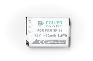Аккумулятор PowerPlant Fuji NP-48 1450mAh