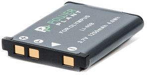 Аккумулятор PowerPlant Olympus Li-40B, Li-42B, D-Li63, NP-45, NP-80, EN-EL10 1250mAh