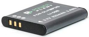 Аккумулятор PowerPlant Olympus Li-50B, D-Li92 925mAh