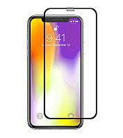 Защитное стекло Full screen PowerPlant для Apple iPhone XS Max, Black