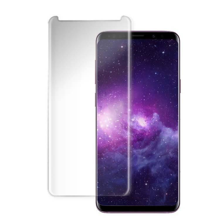 Защитное стекло PowerPlant для Samsung Galaxy Note 8 (жидкий клей + УФ лампа)