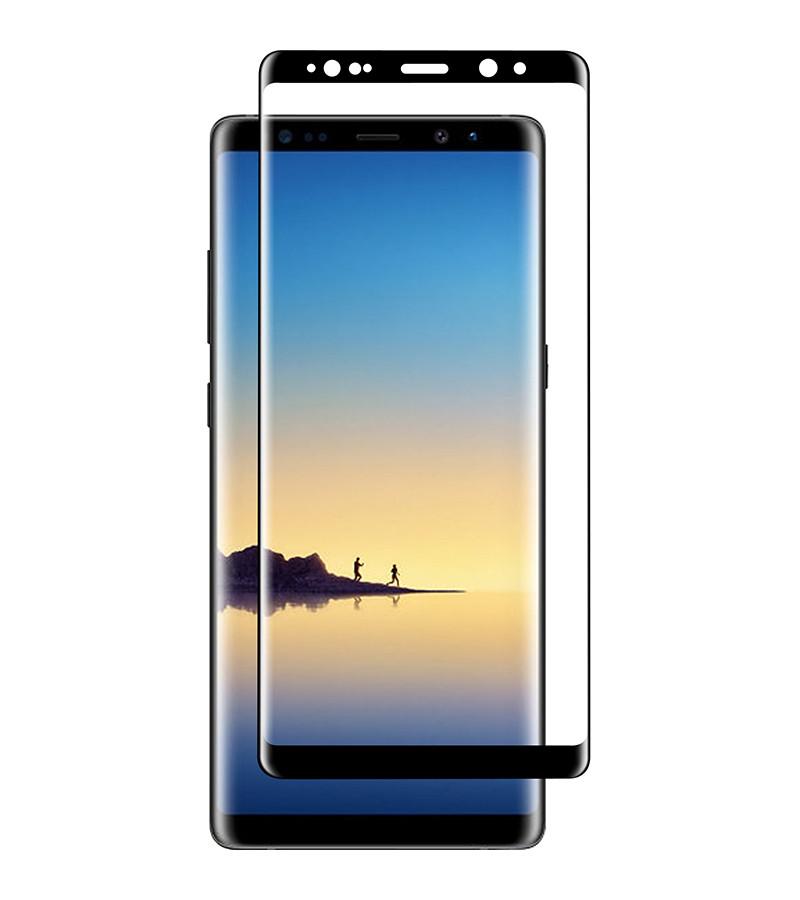 Защитное стекло 3D PowerPlant для Samsung Galaxy Note 9, Black