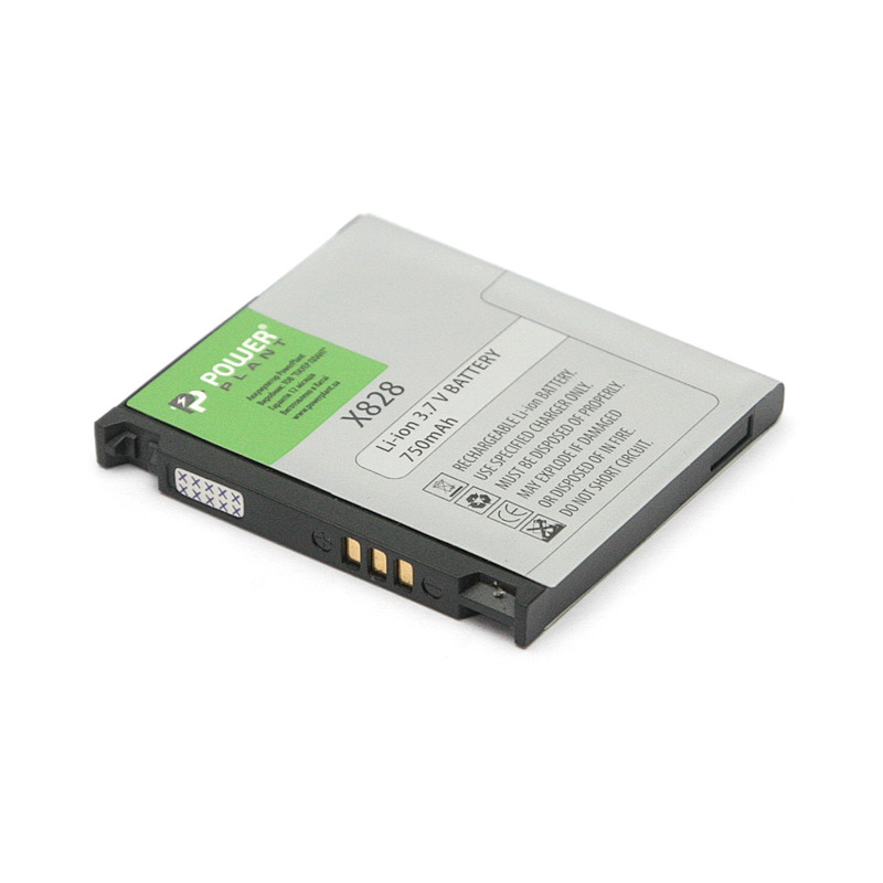 Аккумулятор PowerPlant Samsung X828 (AB423643CU) 750mAh