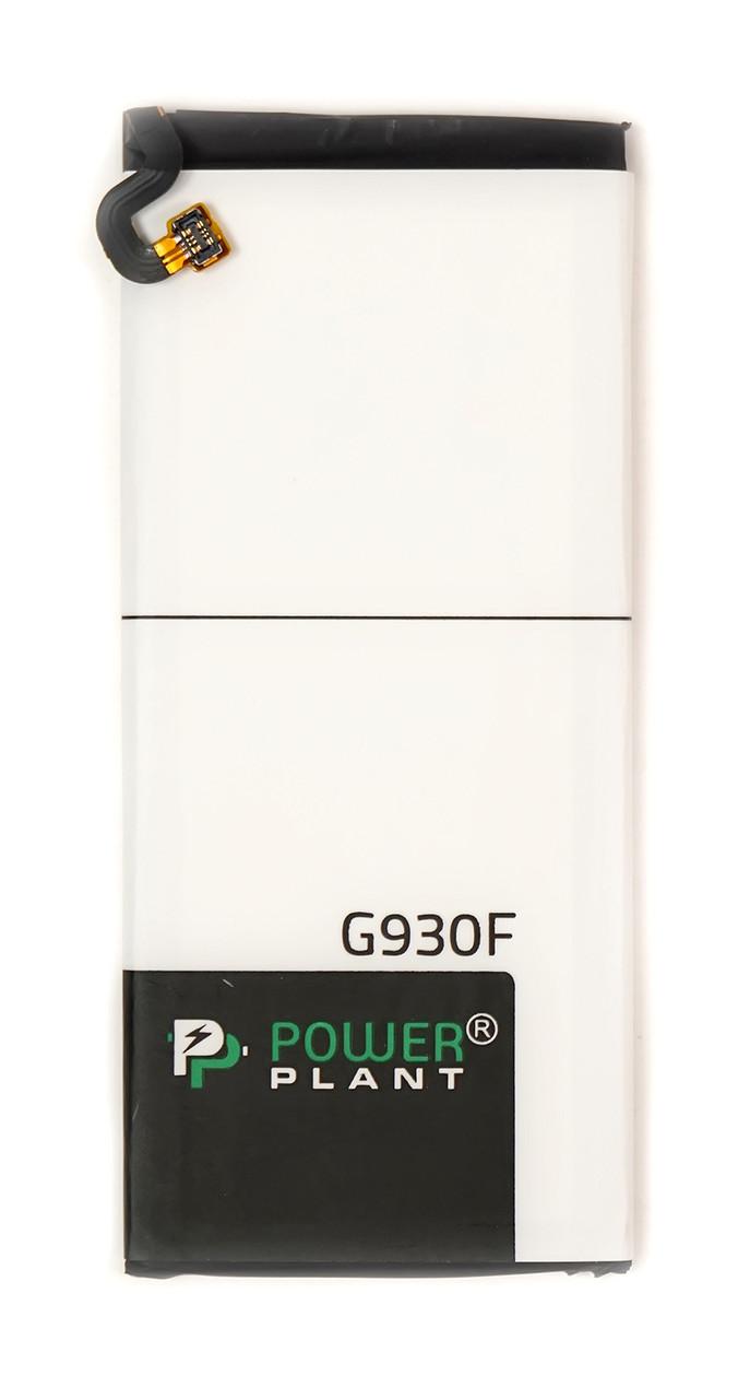 Аккумулятор PowerPlant Samsung Galaxy S7 (EB-BG930) 3100mAh