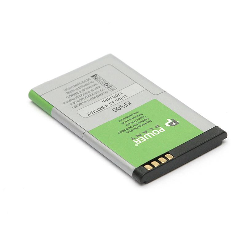 Аккумулятор PowerPlant LG KF300 (IP-330G) 1700mAh