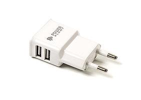 Сетевое зарядное  устройство PowerPlant для USB 2.1A