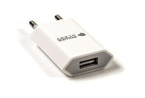 Сетевое зарядное Slim USB-устройство 1A (without blister)
