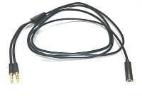 Аудио-микрофонный разветвитель PowerPlant  Sound Blaster, 1.5м