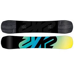 K2  сноуборд мужской Afterblack - 2019