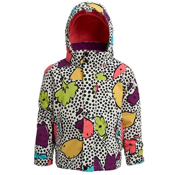 Burton  куртка сноубордическая детская Girls Td Elodie