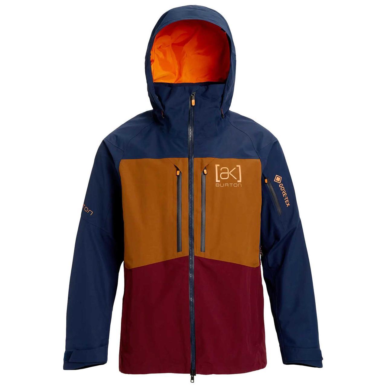 Burton  куртка сноубордическая мужская AK Gore Swash