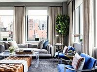 Шторы для гостиных и залов