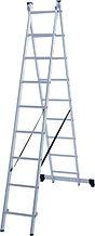 "Лестница двухсекционная 2х9 ""Новая высота"" 1220209"