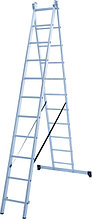 "Лестница двухсекционная 2х11 ""Новая высота"" 1220211"