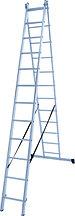 "Лестница двухсекционная 2х12 ""Новая высота"" 1220212"