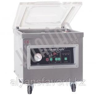 Настольный вакуумный упаковщик DZ-400/2T (нерж.)