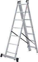 "Лестница трехсекционная 3х7 ""Новая высота"" 1230307"