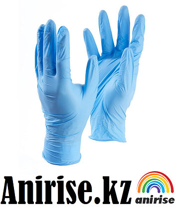 Перчатки нитриловые медицинские, фото 2