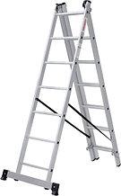 "Лестница трехсекционная 3х8 ""Новая высота"" 1230308"