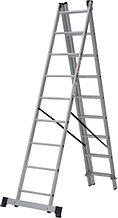 "Лестница трехсекционная 3х9 ""Новая высота"" 1230309"