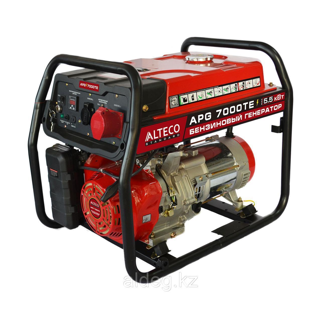 Бензиновый генератор APG 7000TE (N) ALTECO Standard