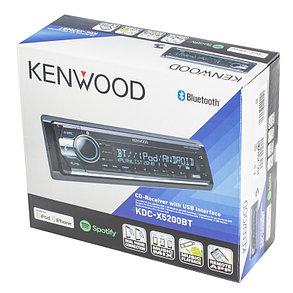 Автомагнитола KENWOOD KDC-X5200BTM, фото 2