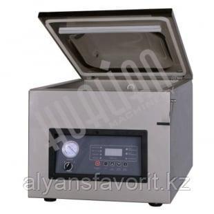 Настольный вакуумный упаковщик DZQ-500/T (нерж., газ)