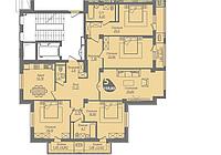 5 комнатная квартира в ЖК Асем Тас 2 159.83 м², фото 1