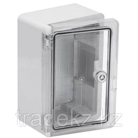 Корпус пластиковый ЩМПп 500х400х240мм прозрачная дверь УХЛ1 IP65 IEK, фото 2