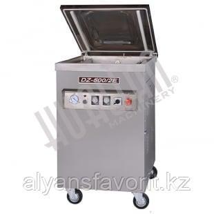 Напольный вакуумный упаковщик DZQ-500/2E (нерж., газ)