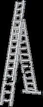 "Лестница трехсекционная 3х12 ""Новая высота"" 1230312"