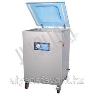 Напольный вакуумный упаковщик HVC-410F/2A-G (нерж., газ)