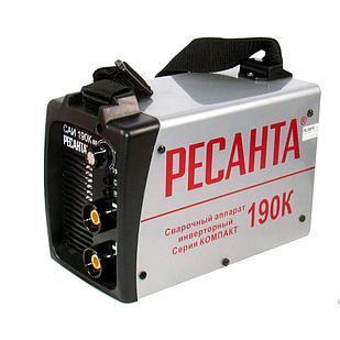 Сварочный аппарат РЕСАНТА САИ-190К (Компакт)
