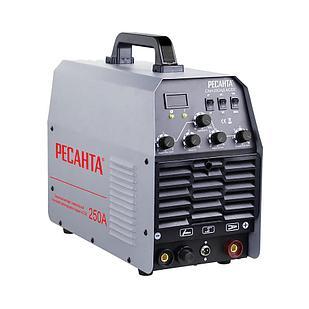 Сварочный аппарат РЕСАНТА САИ-250АД AC/DC инверторная аргонодуговая установка