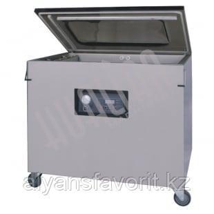 Напольный вакуумный упаковщик DZ-1000/2L (нерж.), фото 2