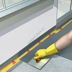 SIKASeal Tape-S RU (1*10m). Эластичная гидроизоляционная лента., фото 6