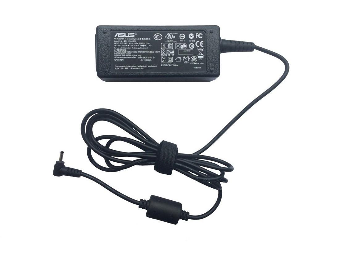 Блок питания для ноутбука MSI 19V 2.1A 40W 2.5х0.7 мм (оригинальный)
