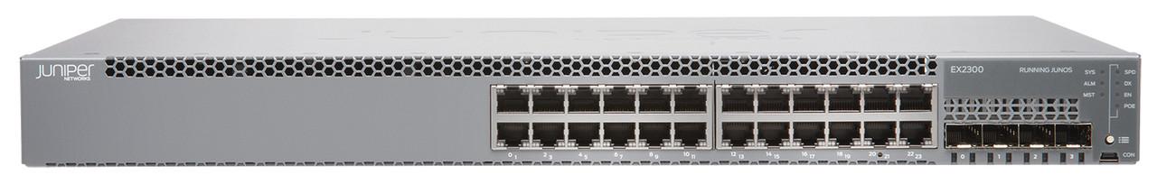 Коммутатор Juniper EX2300-24P / EX2300-24T
